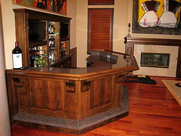 Custom Kitchens on Custom Wet Bar Cabinetry   Darryn S Custom Cabinets   Orange County