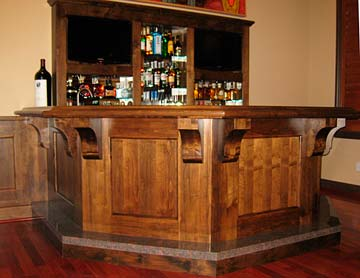 Custom Wet Bar Cabinetry Darryn 39 S Custom Cabinets
