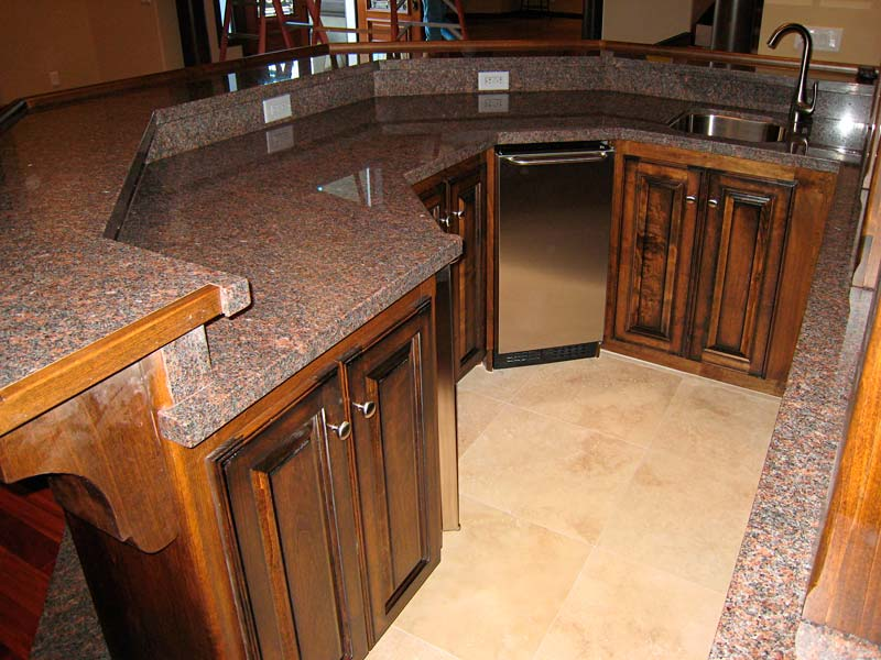 Kitchen Cabinets For Wet Bar