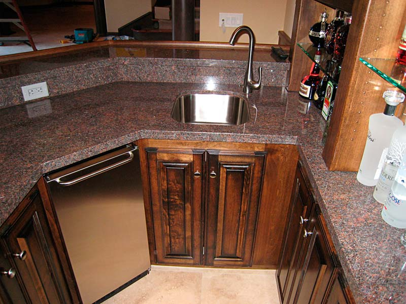 custom kitchen cabinets, wood carving