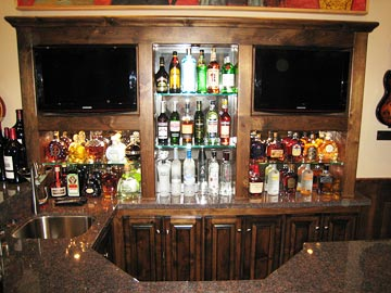 Custom Wet Bar Cabinetry Darryn 39 S Custom Cabinets Orange County Ca And Beyond