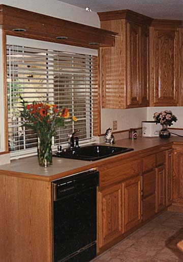 About darryn 39 s custom cabinets serving southern california for Custom built kitchen cabinets