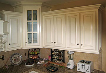 Custom Kitchen Cabinets From Darryns