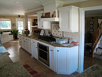 kitchen end cabinet custom kitchen cabinets from darryn s custom cabinets 21694
